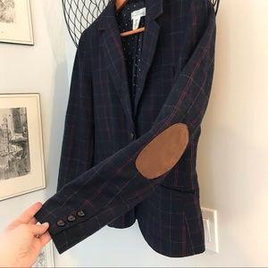 Cute wool blend blazer